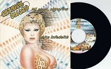 Carmen Russo ORIG ITA PS 45 Mi scusi signorina NM '84 Euro Pop