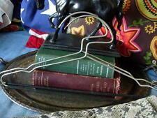 RARE Vintage FC LOUIS VUITTON Garment Bag HANGERS Luggage Travel Accessory LV 2