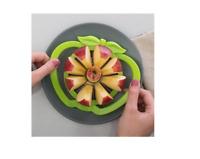 Coupe-pommes tranche-fruits Outil de Cuisine couleur aléatoire