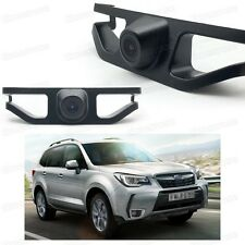 170° Full HD CCD Car Grill Front View Camera Embedded for Subaru Forester 2018