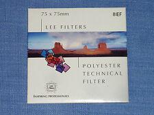 Lee Filter (Wratten) 75x75mm  81EF