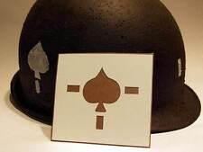 USA M1 M2 M1C US Helmet Stencil Template 506th PIR 101st Airborne Mid WW2 WWII