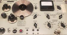 copenhagen vintage fm-am signal generator, near perfect condition