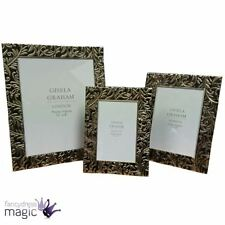 Gisela Graham Metal Photo & Picture Frames