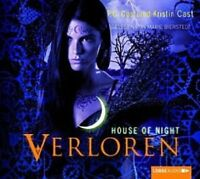M.BIERSTEDT - P.C.&KRISTIN CAST: HOUSE OF NIGHT-VERLOREN (TEIL 10) 5 CD NEU