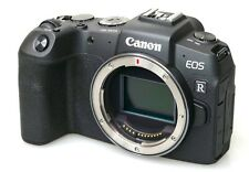 Canon EOS RP Mirrorless Camera Body ONLY, 3 Batteries, Mint in Box
