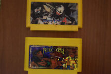 *RARE* Prince of Persia - Robocop 4 Famiclone Cartridge game