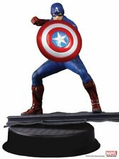 Avengers Captain America Dragon Models Vignette Action Figure