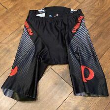 Men's Pearl Izumi Pro In-R-Cool Tri Triathlon Shorts Black Size M