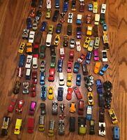 HotWheels Maistro Matchbox Lot Of 100+ Vintage/Modern Cars- 2007 And Older