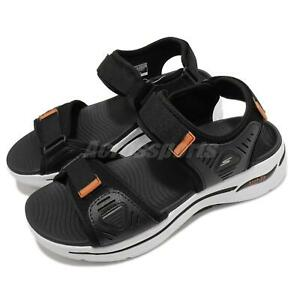 Skechers Go Walk Arch Fit Sandals Men Unisex Slip On Slippers Flip Flop Pick 1