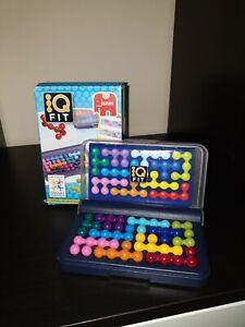 Smart Game IQ - FIT Knobelspiel Logikspiele Trainer OVP *neuwertig*