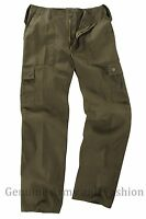 MENS US M65 STYLE COMBAT TROUSER ARMY CARGO BDU MILITARY RANGER WORK OLIVE PANTS