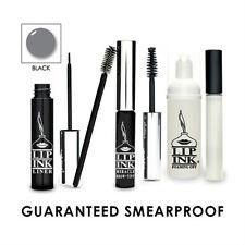 LIP INK® Organic 100% Smearproof Miracle Brow Tint - Kit BLACK