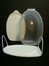 Tupperware Flavor Saver Turkey/Ham/Roast/Rotissary Chicken Keeper or Marinator