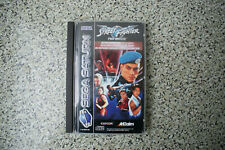 SEGA SATURN Spiel Street Fighter The Movie  OVP Pal Deutsch