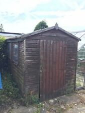 10 x 6 Wooden Garden Shed