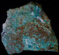 E639: Chrysokoll, Silber u.a. : Grube Clara, Wolfach, Schwarzwald