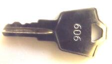 3 x Rascal 606 mobility scooter keys