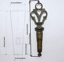 Antique Russian Samowar Samovar Spigot Key Brass Tea Coffee Water Hot Urn №21