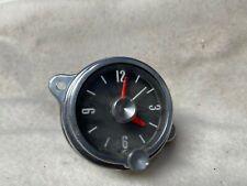65-66 Ac Cobra Clock Shelby 62 1963 64 stewart warner fomoco