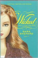Pretty Little Liars Ser.: Wicked 5 by Sara Shepard (2009, Paperback)