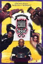 "SCHOOL DAZE Movie Promo POSTER Spike Lee Laurence ""Larry"" Fishburne"