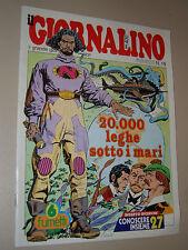 IL GIORNALINO=1981/18=GIUSEPPE DAMIANI=BARBARA BONCOMPAGNI=CONOSCERE INSIEME=