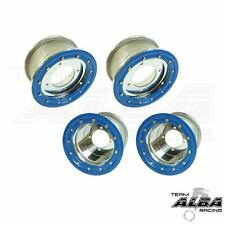 Suzuki LTZ 400 LTR 450  Front  Rear wheels  Beadlock 10x5 9x8 Alba Racing S/L 41