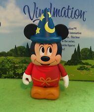 """DISNEY Vinylmation 3"""" Park Set 2 Designer Chaser Sorcerer Mickey Mouse Dragon"""