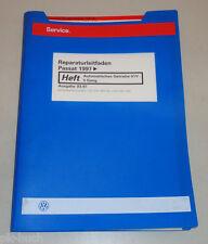 Werkstatthandbuch VW Passat B5 Automatisches Getriebe 01V 5 Gang Stand 03/1997