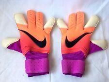 Nike GK Grip 3 Goalkeeper Football Gloves Mens Size 10 RRP£80 R773-6