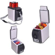 6L Auto KFZ Elektro Kühlschrank Kühlbox Kühltasche Wärmer für Camping Freizeit