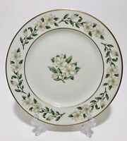 "PRINCESS CHINA ~ TRU-TONE ~ BRIDAL WREATH - 6"" BREAD PLATE"