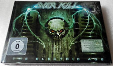 OVERKILL - The Electric Age (Limited Edition Mediabook CD + DVD)