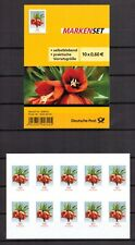 AM0541) Germany 2013 Mi 3046 Self-Adhesive Booklet FB 35 MNH, Full Sheet