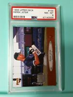 1996 Upper Deck DEREK JETER RC HOF PSA 8 NM-MT New York Yankees Rookie card # 15