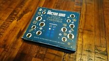 Doctor Who Twelve Doctors of Christmas Dr Who Audiobook 6 CD Anthology Box Set