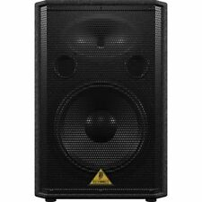 Behringer Pro Audio PA Speakers with 2-Way Configuration