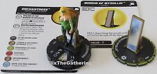 ENCHANTRESS + MIRROR 0F MYSOLITH #055 The Mighty Thor Marvel Heroclix Super Rare