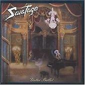 Savatage - Gutter Ballet CD Album (1996)