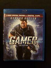 Gamer Blu ray Only No Digital Copy, L34 C1.