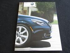 2009 BMW 5 Series Catalog 528i 528xi 535i 535xi 550i E60 Brochure 528 535 550 i