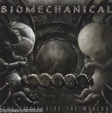 BIOMECHANICAL-THE EMPIRES OF THE WORLD (*Used-CD, 2007, Earache) Power Metal/Thr