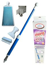 More details for happy hot tubs pump-action spa vac hoover vacuum remove sand grit swimming pool