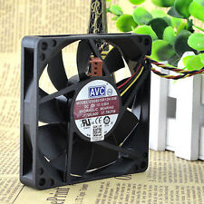 1PCS AVC DS08015R12H-006 fan 80*80*15mm 12V 0.50A 3pin #M285 QL