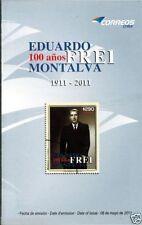 Chile 2011 Brochure Eduardo Frei Montalva