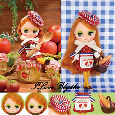 CWC Exclusive Middie Blythe Doll Apple Jamlicious