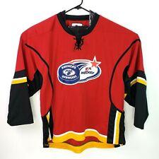 DSC Sports Mens Size XL Red Americas Showcase PIHL USA Hockey Jersey