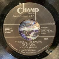 "rare gospel deep soul 7"" CHUCK STUART Something's On My Mind Raging ♫ Mp3 Champ"